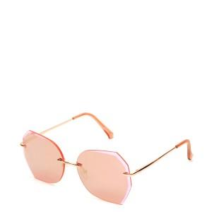Ochelari de soare ALDO roz, Songbird653, din PVC