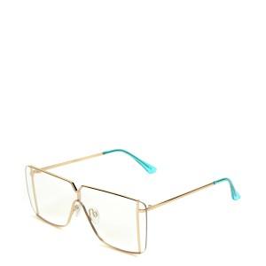 Ochelari de soare EPICA albastri, 419052B, din PVC