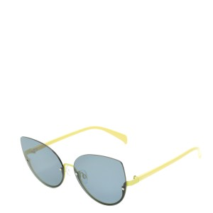 Ochelari de soare EPICA galbeni, 160378B, din PVC