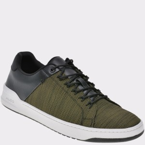 Pantofi ALDO kaki, Olilian, din piele ecologica
