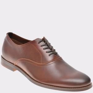 Pantofi ALDO maro, Niravia, din piele naturala