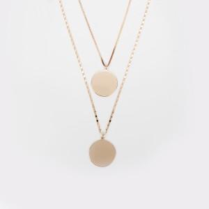 Colier auriu, ALDO, Eteindra, din PVC