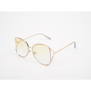 Ochelari de soare galbeni, ALDO, Feiwien, din PVC