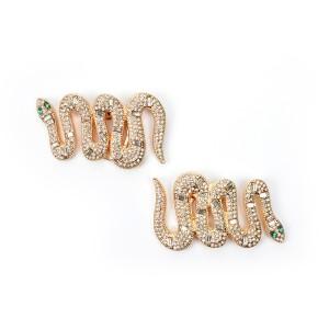 Cercei aurii, ALDO, Lurka, din PVC