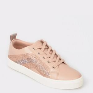 Pantofi sport ALDO roz, Adwelanna, din piele ecologica