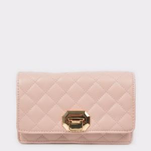 Poseta ALDO roz, Bressanvido, din piele ecologica
