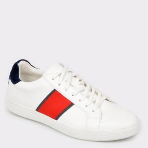 Pantofi sport ALDO albi, Cowien, din piele ecologica