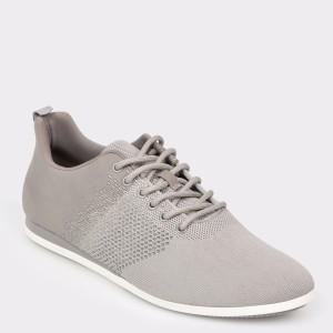Pantofi ALDO gri, Dragasani, din material textil