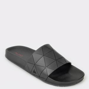 Papuci ALDO negri, Thelidien, din PVC