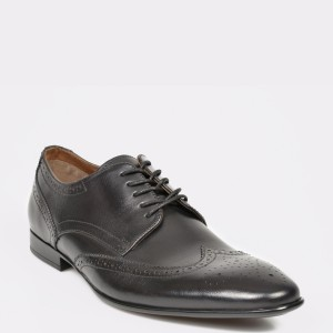 Pantofi ALDO negri, Nilidien, din piele naturala