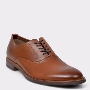 Pantofi ALDO maro 12652014 din piele naturala