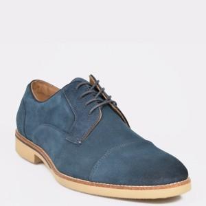 Pantofi ALDO bleumarin, Adielian din piele naturala