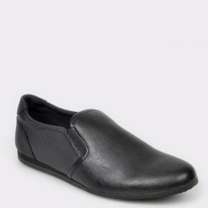 Pantofi ALDO negri, Keliniel, din piele ecologica