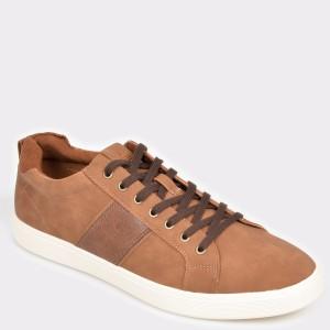Pantofi ALDO maro Lovericia din piele ecologica