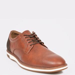 Pantofi ALDO maro Asosen din piele ecologica