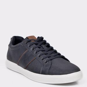 Pantofi ALDO bleumarin Lovericia din piele ecologica