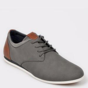 Pantofi ALDO gri, Aauwen-r, din piele ecologica