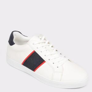 Pantofi sport ALDO albi Cowien din piele ecologica