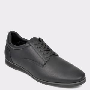 Pantofi ALDO negri Toppole din piele ecologica