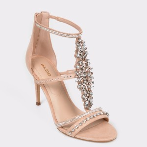 Sandale ALDO nude, Sevorien, din piele ecologica