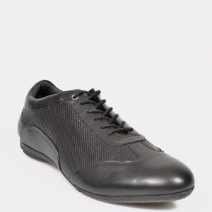 Pantofi ALDO negri Erilidien din piele ecologica
