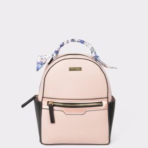 Rucsac CALL IT SPRING roz Hamo680 din piele ecologica