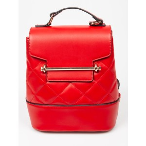 Rucsac CALL IT SPRING rosu BABY620 din piele ecologica