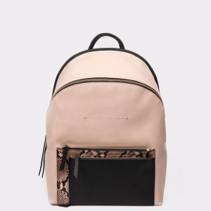 Rucsac CALL IT SPRING roz VALE660 din piele ecologica