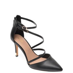 Pantofi ALDO negri, Torga001, din piele ecologica