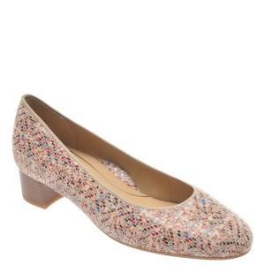 Pantofi ARA bej, 16601, din piele naturala