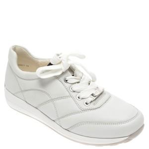Pantofi ARA gri, 34523, din piele naturala