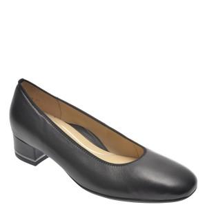 Pantofi ARA negri, 11838, din piele naturala