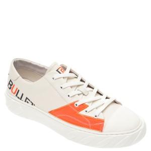 Pantofi BITE THE BULLET albi, 9669292, din piele naturala