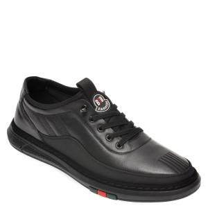 Pantofi BITE THE BULLET negri, 938281, din piele naturala