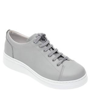 Pantofi CAMPER gri, K200508, din piele naturala