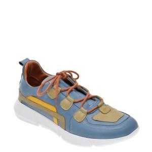 Pantofi FLAVIA PASSINI albastri, 283338, din piele naturala