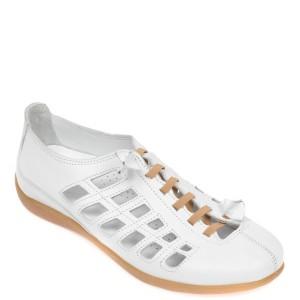 Pantofi FLAVIA PASSINI albi, 305, din piele naturala