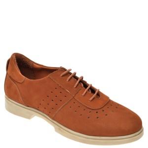 Pantofi FLAVIA PASSINI maro, 2201, din nabuc