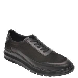 Pantofi OTTER negri, 2040, din piele naturala