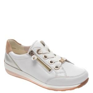 Pantofi sport ARA albi, 34587, din piele naturala