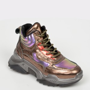 Pantofi sport FLAVIA PASSINI multicolori, M627, din piele naturala