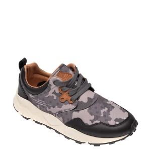 Pantofi sport FLOWER MOUNTAIN gri, 2014770, din material textil