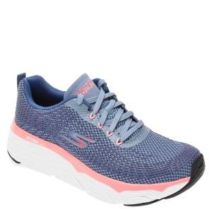 Pantofi sport SKECHERS albastri, Max Cushioning Elite, din material textil