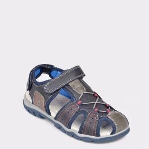 Sandale pentru copii SELECTIONS KIDS bleumarin 3302 din piele naturala
