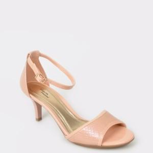 Sandale FLAVIA PASSINI roz, din piele ecologica