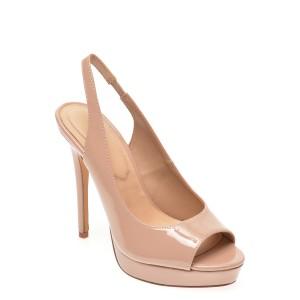 Sandale ALDO bej, Hislop271, din piele ecologica