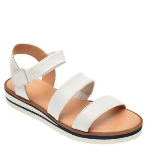 Sandale ARA albe, 14736, din piele naturala