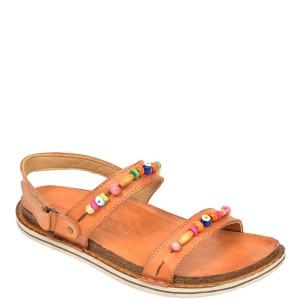 Sandale CONSUELO maro, 1201B, din piele naturala