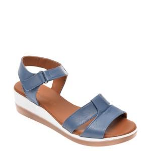 Sandale FLAVIA PASSINI albastre, 9157, din piele naturala
