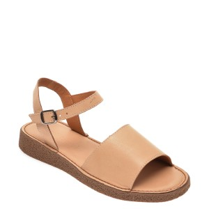 Sandale FLAVIA PASSINI bej, 0761461, din piele naturala